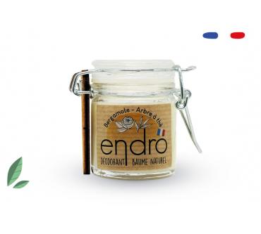 Endro - Déodorant Bergamote et Arbre à thé