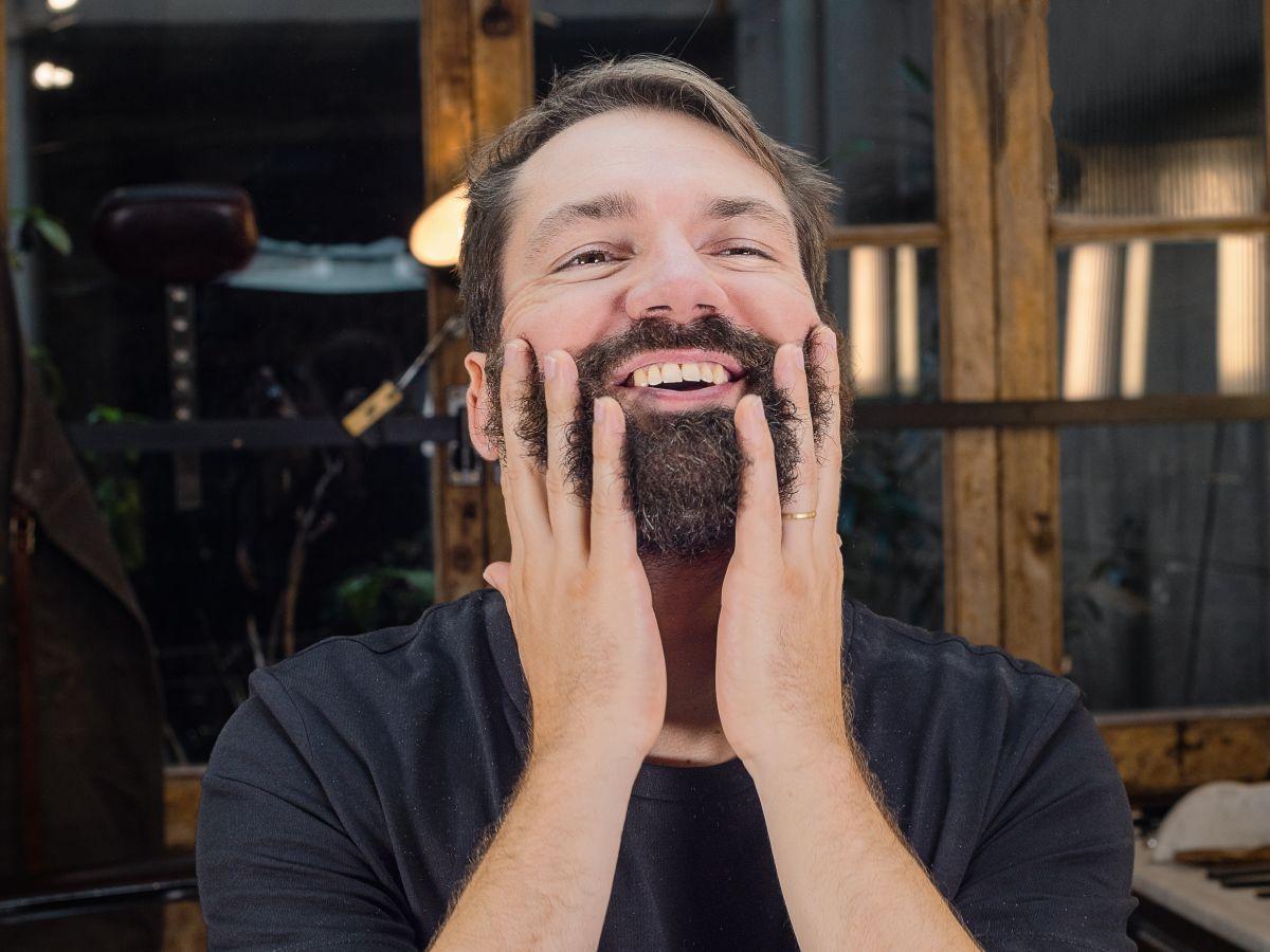 Crème barbe et visage