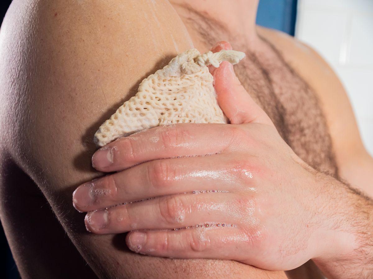 Le filanthrope - Filet à savon anti-gaspillage - Déco'Sméthique
