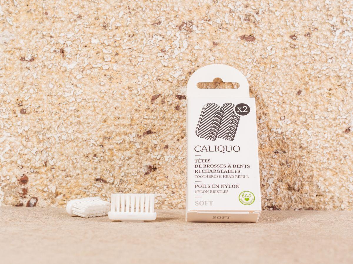 Dentifrice à croquer + Brosse à dents rechargeable + 2 recharges