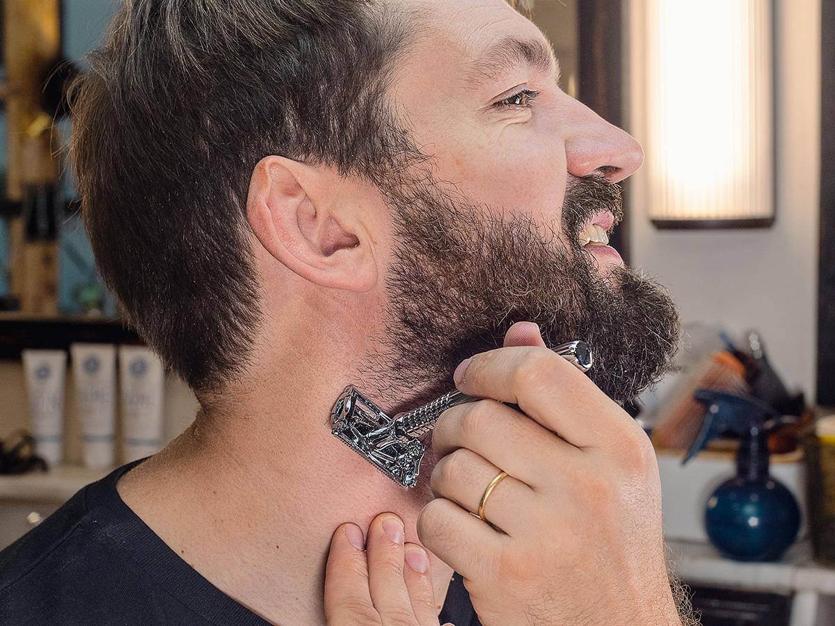 Kit barbe d'expert