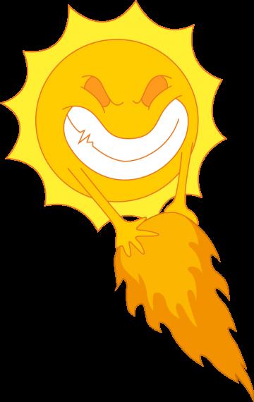 blog - sunburn