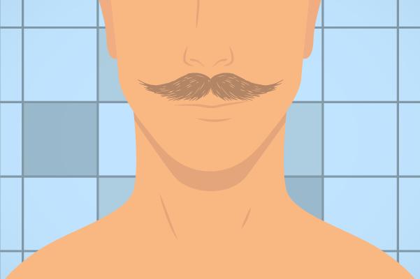 comment bien vous raser la moustache conseil express blog de bigmoustache. Black Bedroom Furniture Sets. Home Design Ideas