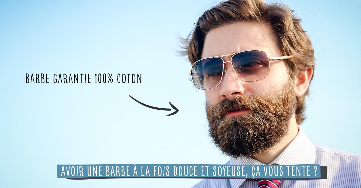 Comment avoir une barbe douce et soyeuse ?
