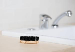 brosse à barbe pour accelerer la pousse