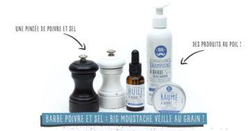 Barbe poivre et sel : Big Moustache veille au grain !