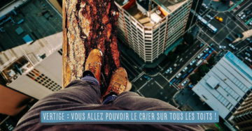 Pourquoi a-t-on le vertige ?
