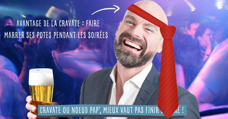 Cravate ou noeud papillon : que choisir ?