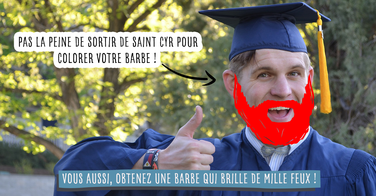 Comment colorer sa barbe ?