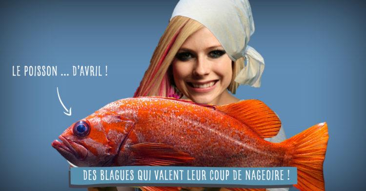 Quel poisson d'avril faire : les meilleures blagues !