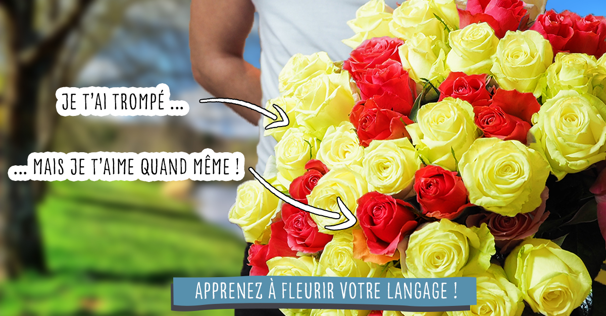 Apprenez à lire dans les fleurs avec Big Moustache !