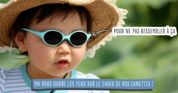 quelles lunettes de soleil choisir