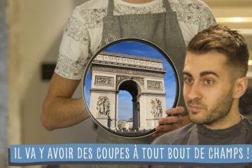 Big Moustache Champs-Elysees