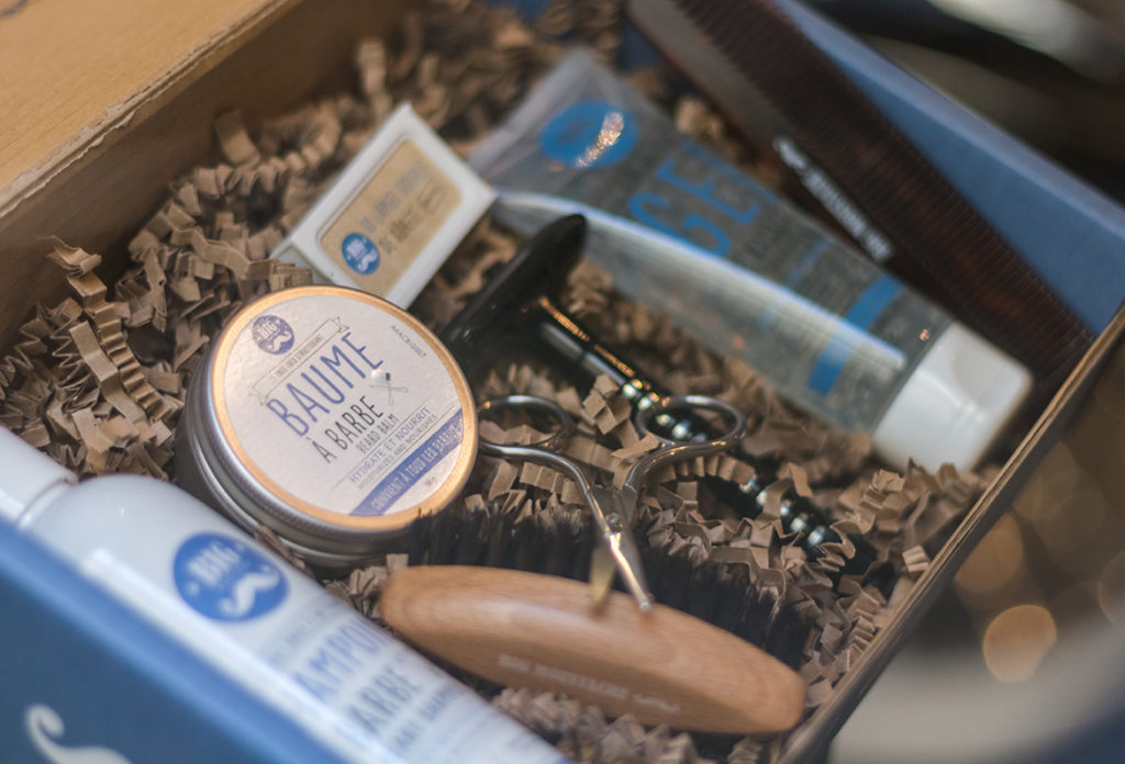 coffret barbe made in france - big moustache