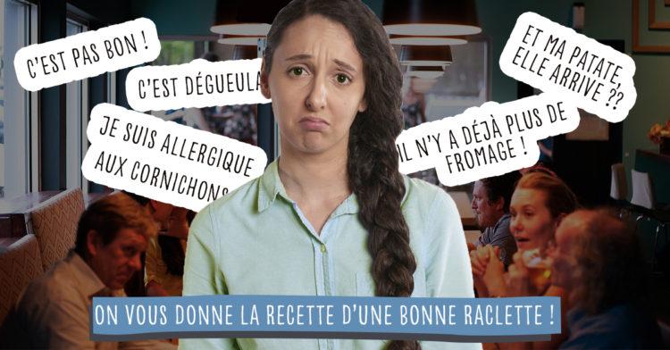 recette raclette