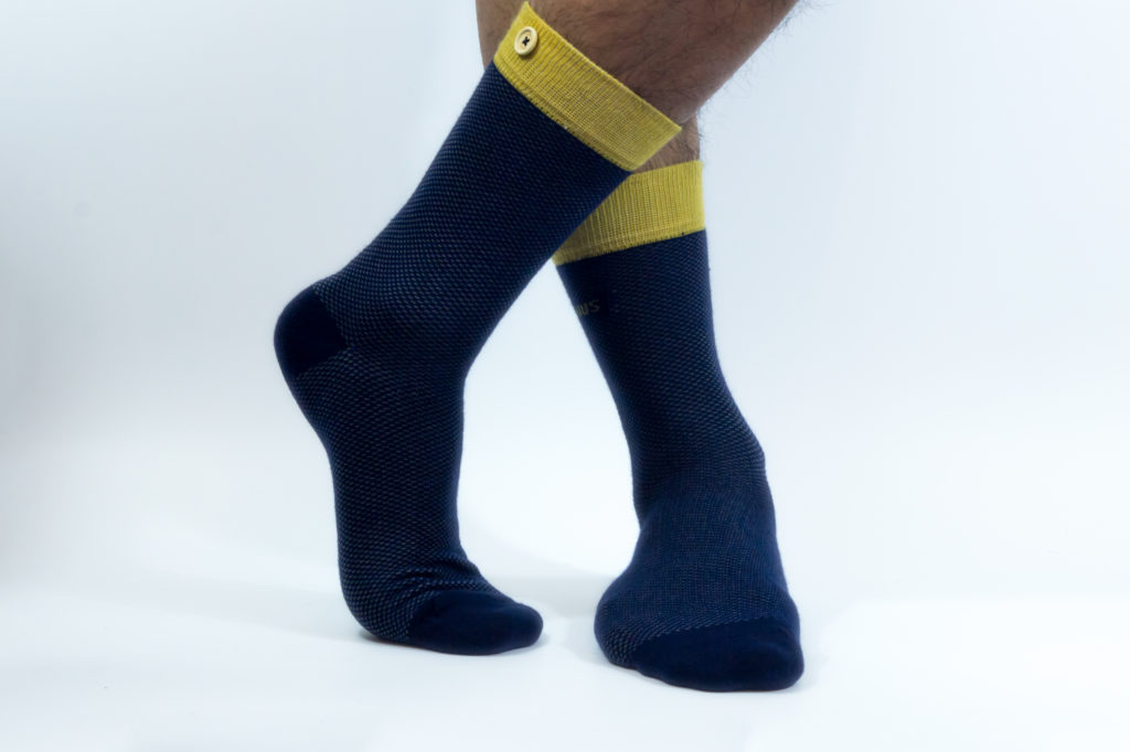 Cadeau chaussettes Cabaïa