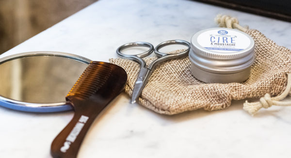 Ciseaux barbe comment utiliser