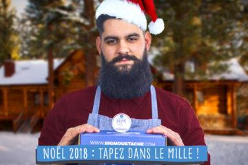 Idée cadeau Noël 2018