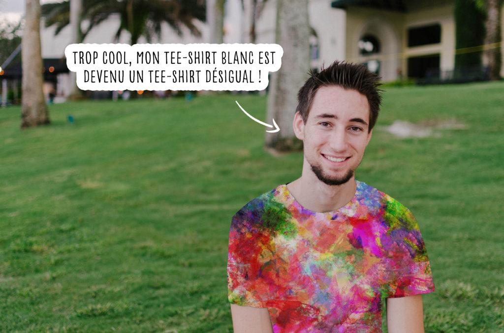Tee shirt desigual