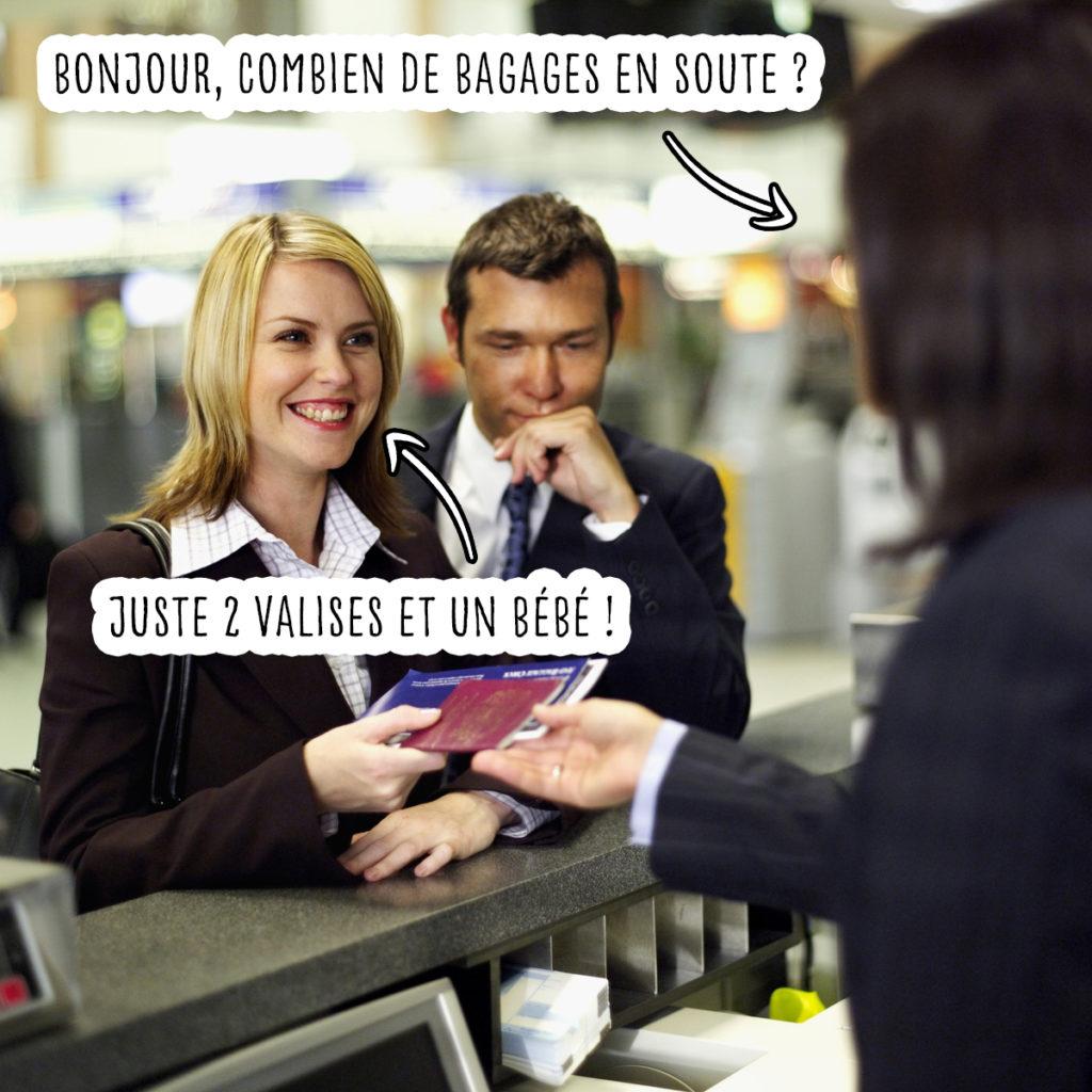 Bagage aéroport