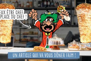 pourquoi appeler kebab chef