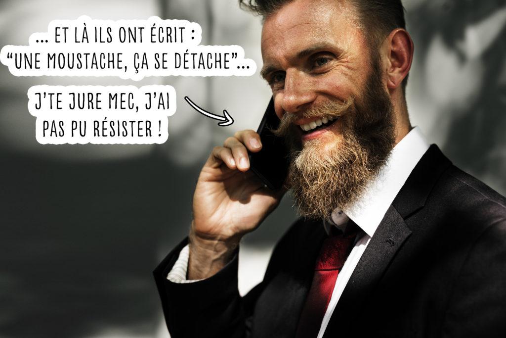 barbe hipster tendance