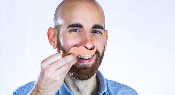 Comment porter la barbe sans moustache ?