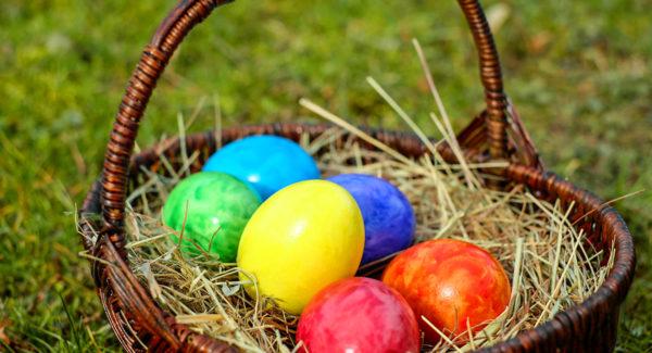 Pourquoi oeufs de Pâques