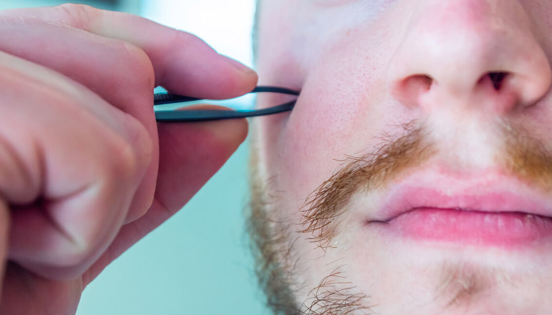 Comment enlever poil visage