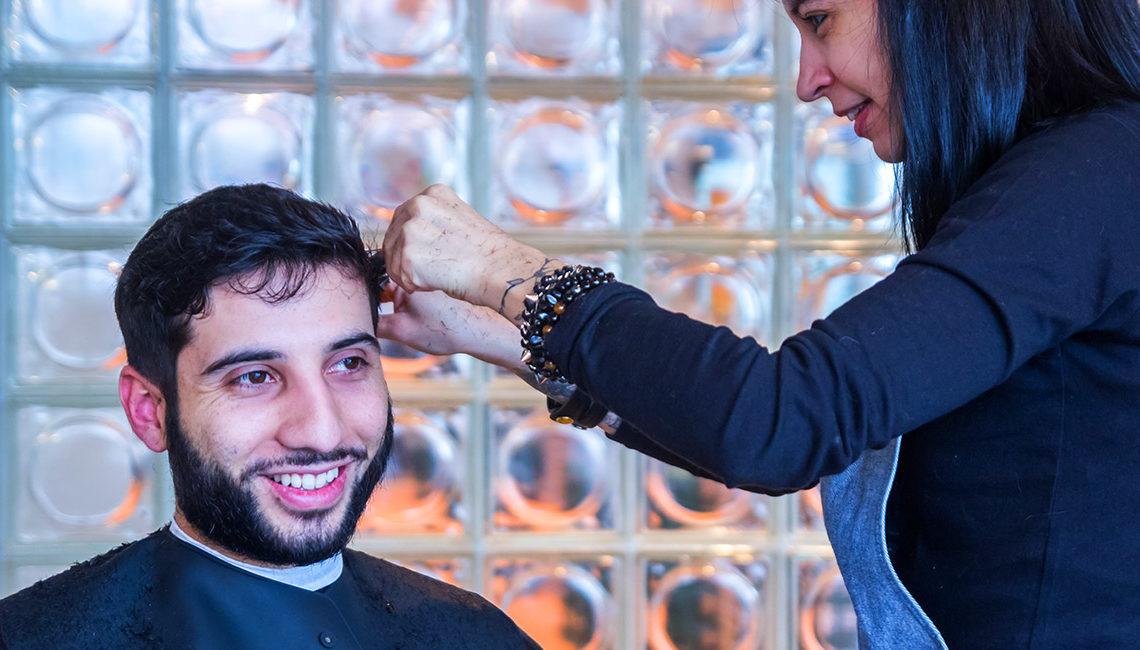 Faut il laver cheveux coiffeur