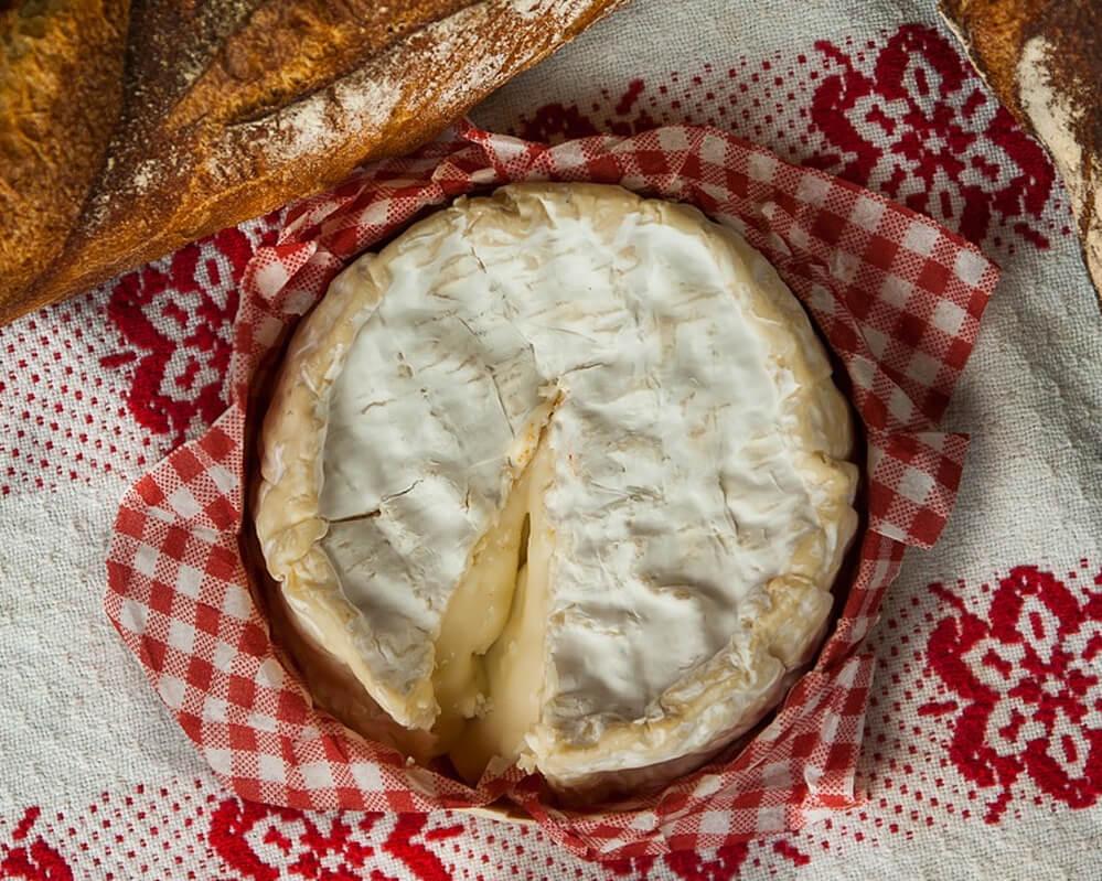 camembert fondu barbecue