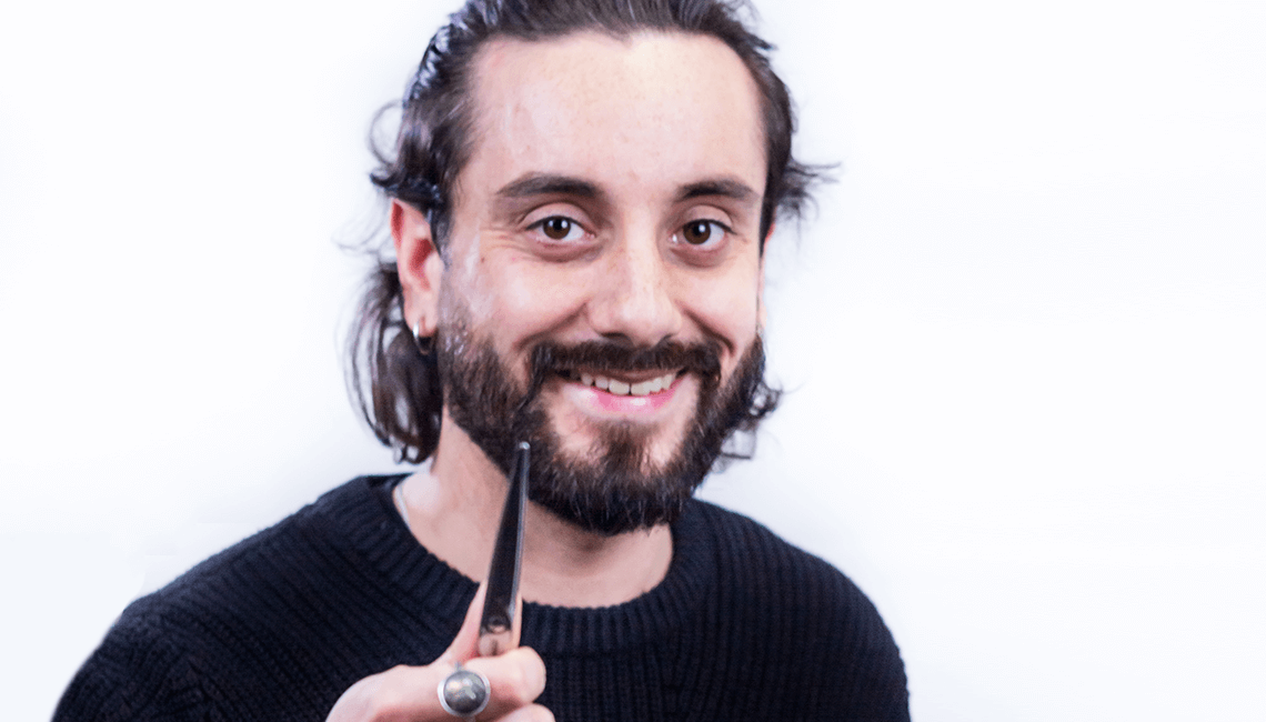 associer barbe et coiffure