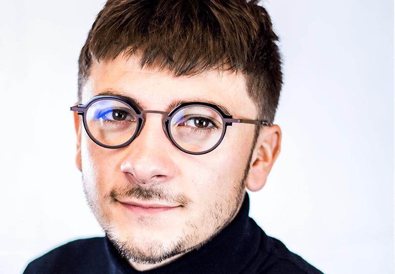 lunettes de vue pour visage triangulaire