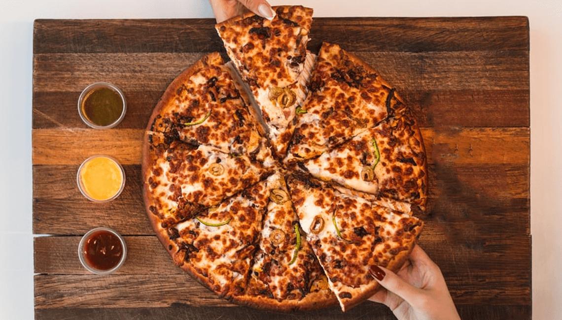 Combien de calorie compte la croûte de pizza