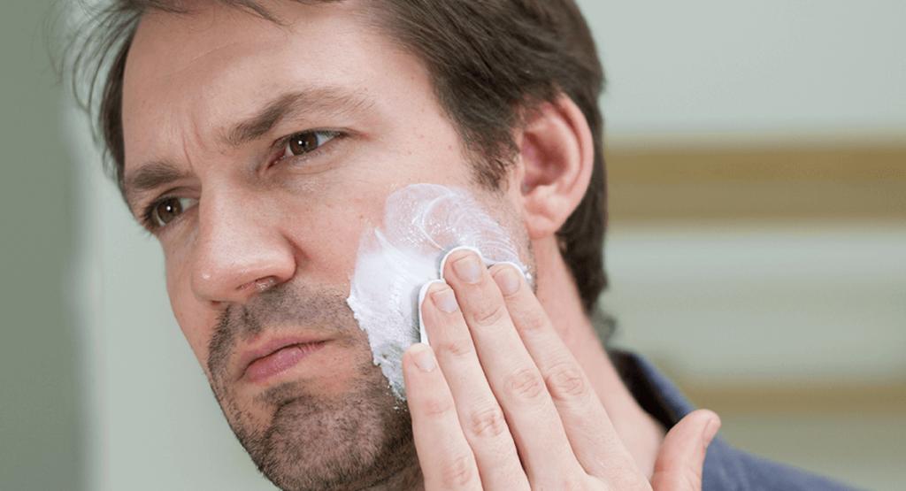 Crème à raser Big Moustache pour une belle peau au visage