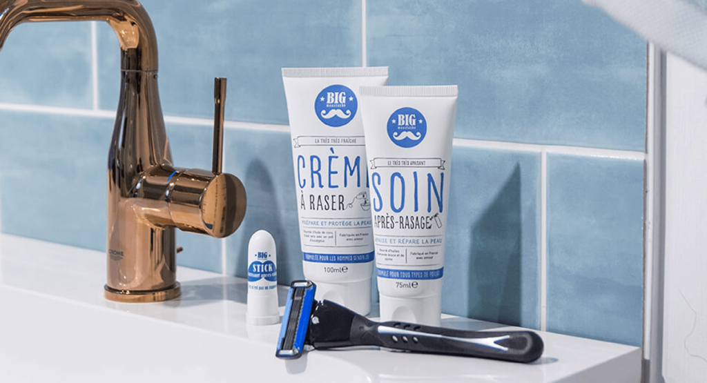 Produits essentiels de rasage