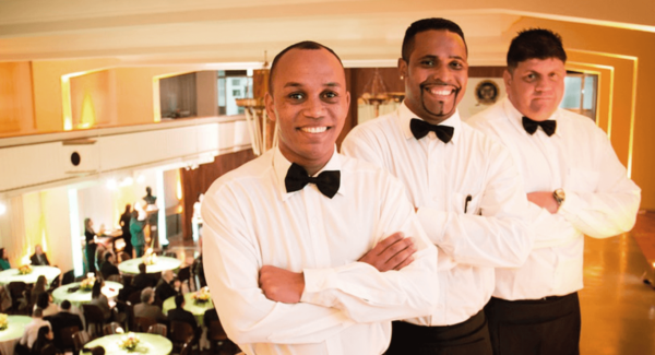 Serveurs honnêtes restaurant