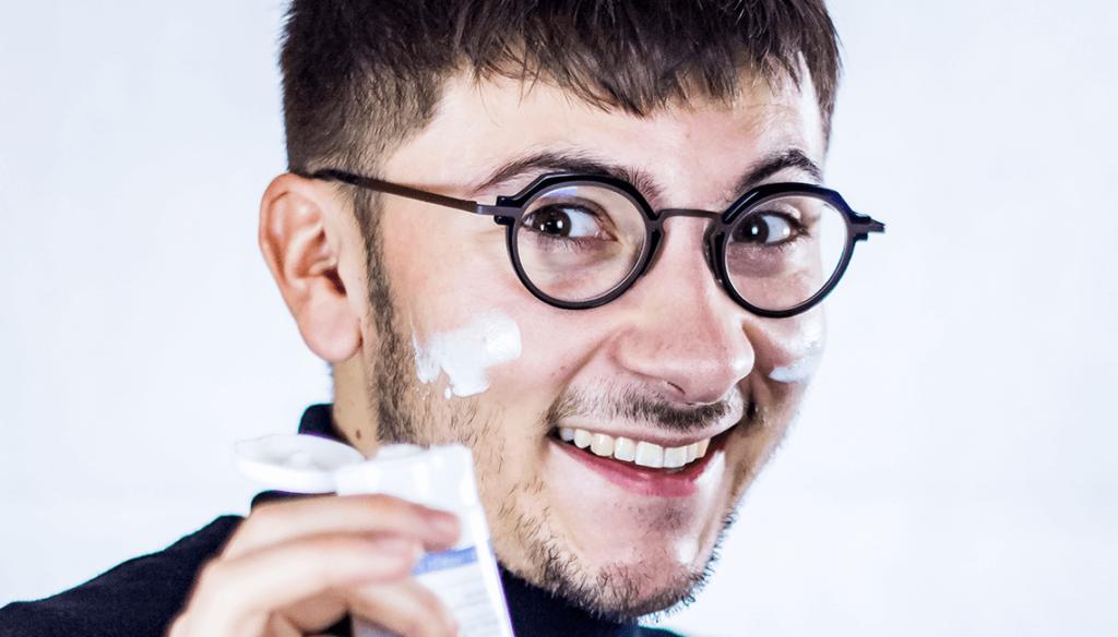 feu de barbe hydrater