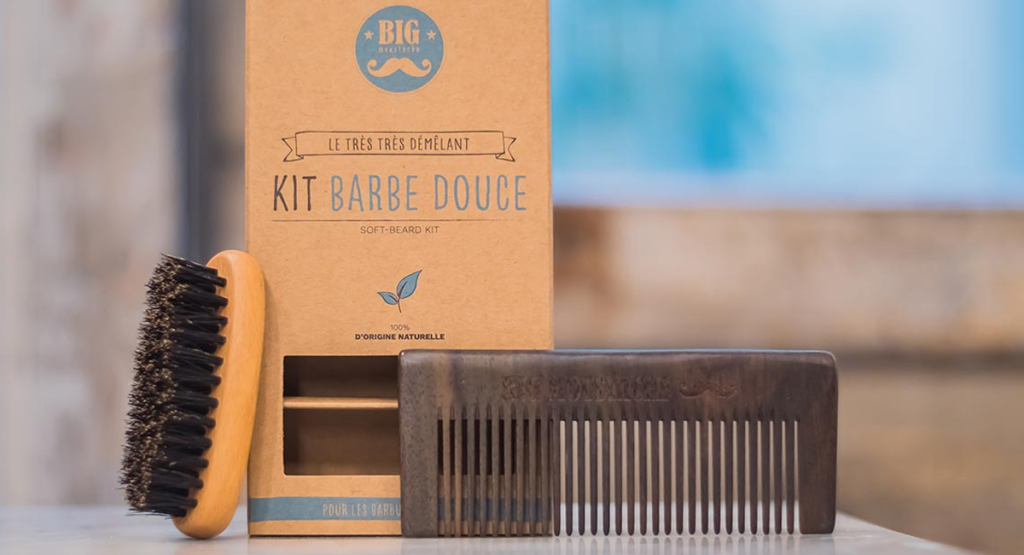 kit barbe douce