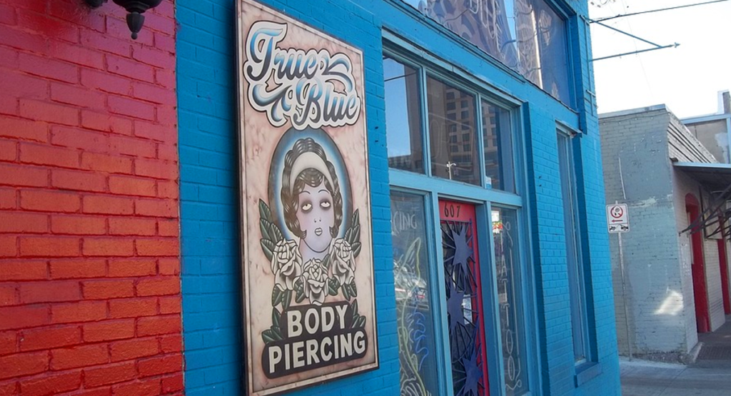 salon de piercing