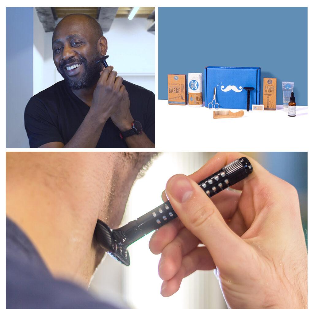 Idée cadeau pour barbu : coffret complet barbe